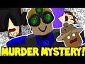 Roblox | MURDER MYSTERY | CRAZIEST MURDER ENDING!