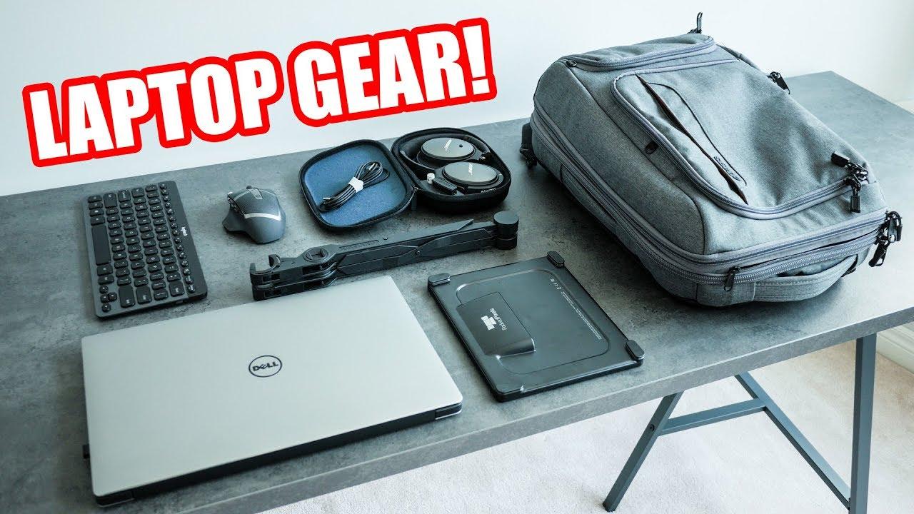 Best Small Laptops 2020.Must Have Laptop Accessories Dream Laptop Battlestation Setup