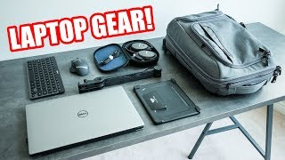 Video Must Have Laptop Accessories! Dream Laptop Battlestation Setup download MP3, 3GP, MP4, WEBM, AVI, FLV Agustus 2018