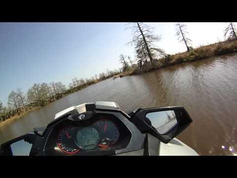 Neches River secret bayou