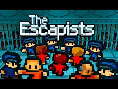 КАК СБЕЖАТЬ ИЗ 1 И 2 ТЮРЬМЫ ЗА 1 ДЕНЬ?! The Escapists