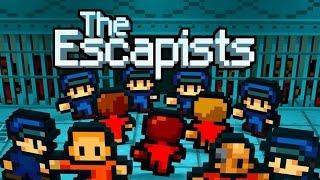 the Escapists на андроид обучение