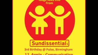 Judge Jules Essential Mix Live From Sundissentials 3rd Birthday