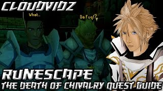 Runescape The Death Of Chivalry Quest Guide HD