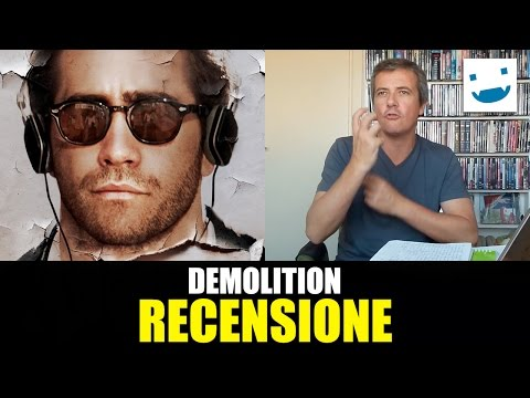 Demolition, di Jean-Marc Vallée, con Jake Gyllenhaal e Naomi Watts | RECENSIONE