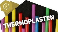 Thermoplasten – Kunststoffe  ● Gehe auf SIMPLECLUB.DE/GO & werde #EinserSchüler