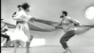 HaPa'amonim - Israeli folklore (live in France, 1963) -  3 -