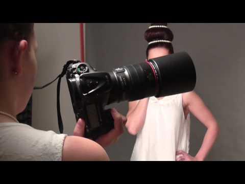 Making Of ... Bridal Fashion Shooting 24.01.2014