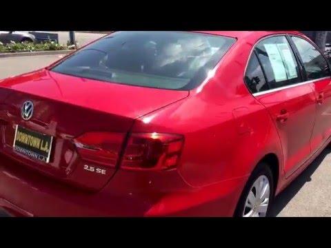 Certified VW Jetta for Sale in Los Angeles (zv3873)