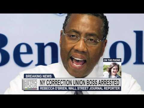 Corrections Union Leader Norman Seabrook Arrested Mp3