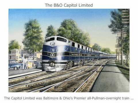 The B&O Capitol Limited