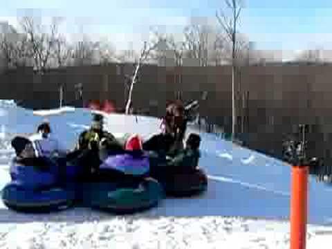 Winter Fun Activities in Huntsville, Muskoka, Ontario
