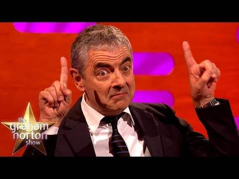 Does Rowan Atkinson Want Mr Bean To Come Back? | The Graham Norton Show