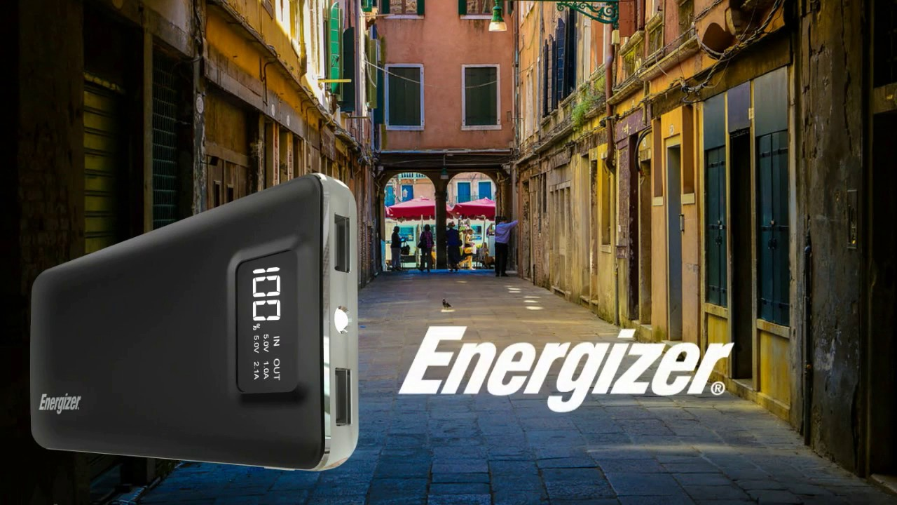 Energizer Power Packs - Products