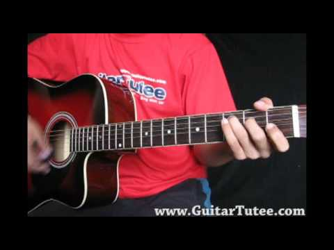 Brad Paisley - She's Everything, by www.Guitartutee.com