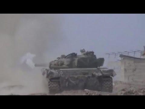 Suriye: Deyrizor'da insani yardımlar tekrar dağıtılıyor