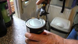 Bully Beef Tin Opener - light years better than today's useless gadgets