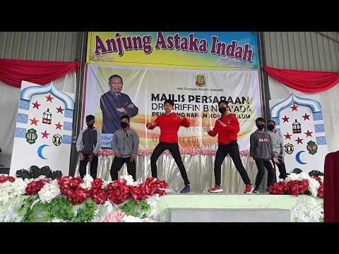 Ismail Izzani - Luar Biasa (Full Dance Cover) by LBTeam