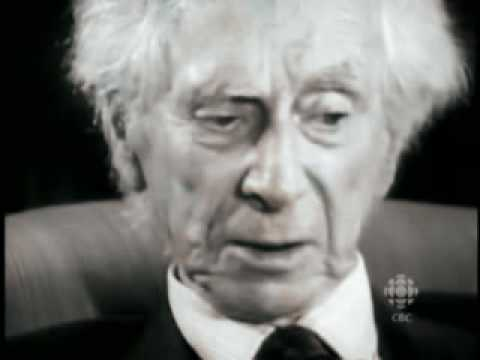 Bertrand Russell on God (1959)