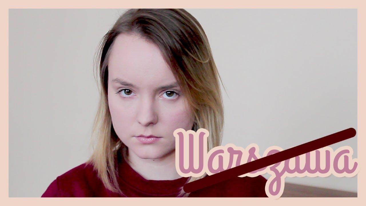 Dlaczego wyprowadziłam się z Warszawy?