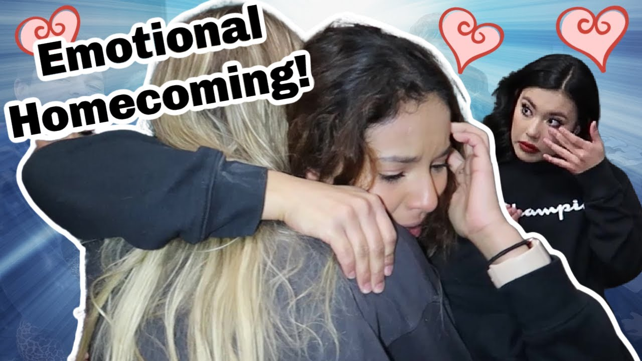 EMOTIONAL HOMECOMING!   REACTION TO COMING HOME