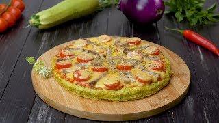 Как приготовить пиццу из кабачков - Рецепты от Со Вкусом