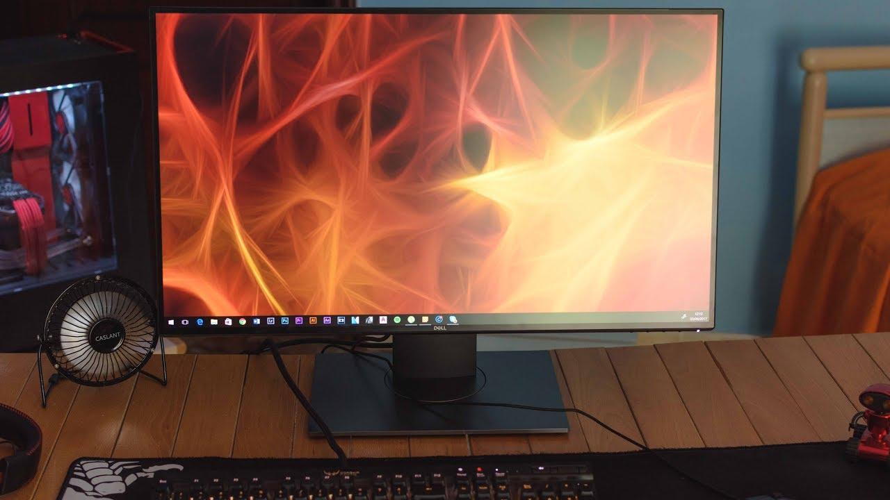 Afbeeldingsresultaat voor Dell UltraSharp U2718Q