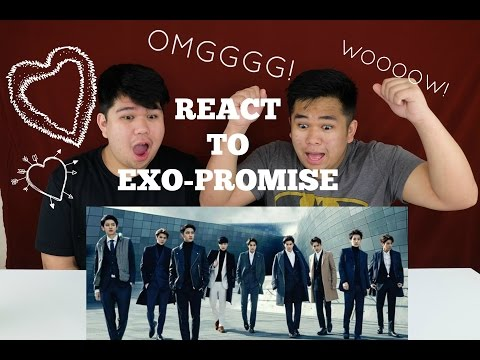 REACT TO EXO - PROMISE (JAPAN)