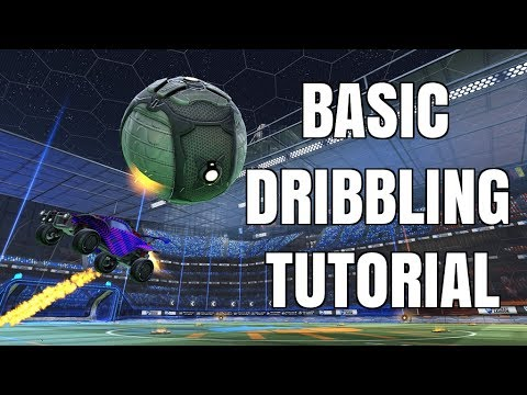 Rocket League Tutorial | Basics Of Dribbling And Flicks