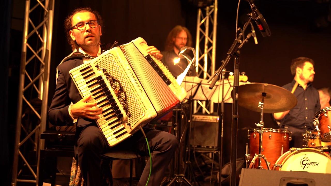 """Live Performance """"Liber Tango"""" Alin Gabriel STAN und Munich Modern Jazz Orchestra"""
