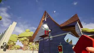 Hello Neighbor PATCHED/UPDATED Act 1 Walkthrough For Xbox One