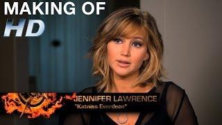 DIE TRIBUTE VON PANEM - CATCHING FIRE | Making of | Deutsch | Ab 21.11. im Kino!