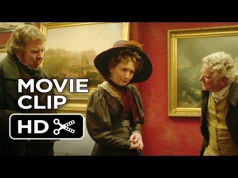 Mr. Turner Movie CLIP - Elephant (2014) - Mike Leigh Biopic HD