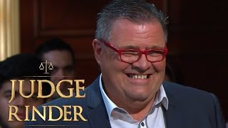 Video Dene Michael From Black Lace Talks About Singing 'Agadoo' | Judge Rinder download MP3, 3GP, MP4, WEBM, AVI, FLV Agustus 2018