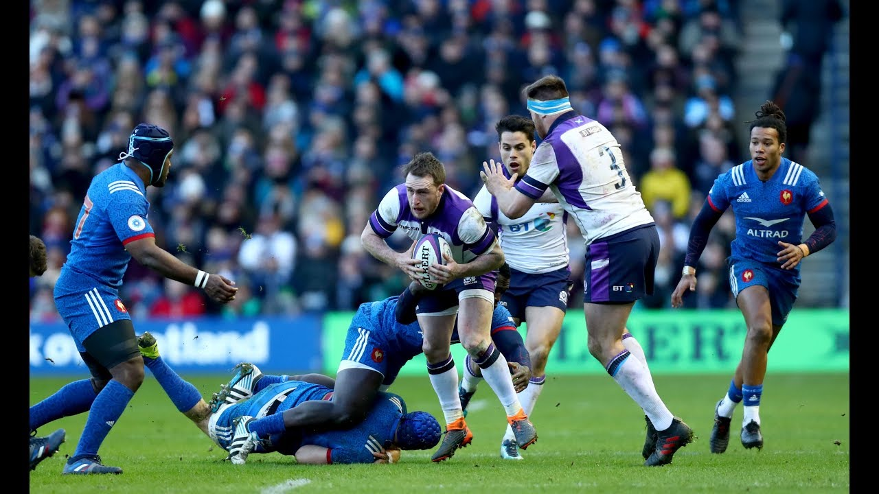 ab7cc843eb4 Extended Highlights: Scotland v France | NatWest 6 Nations. Guinness Six  Nations