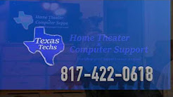 Find Media Room Service in DFW Texas