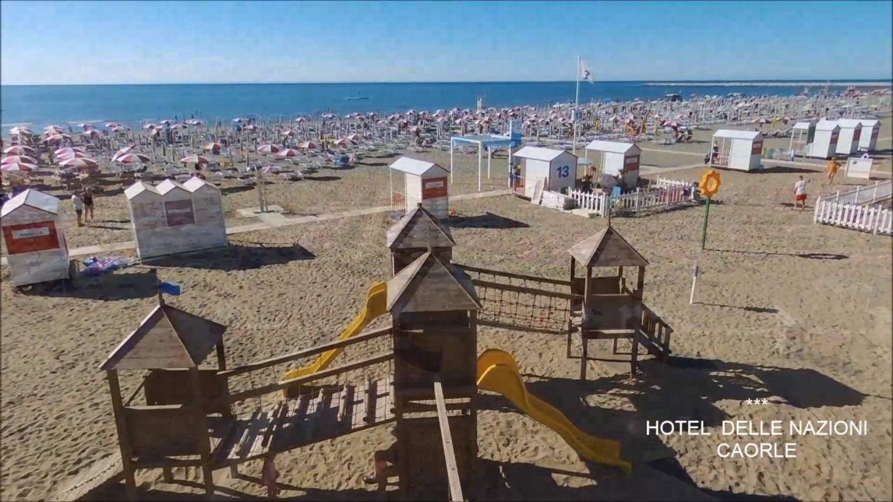 Hotel Caorle  Stelle Fronte Mare