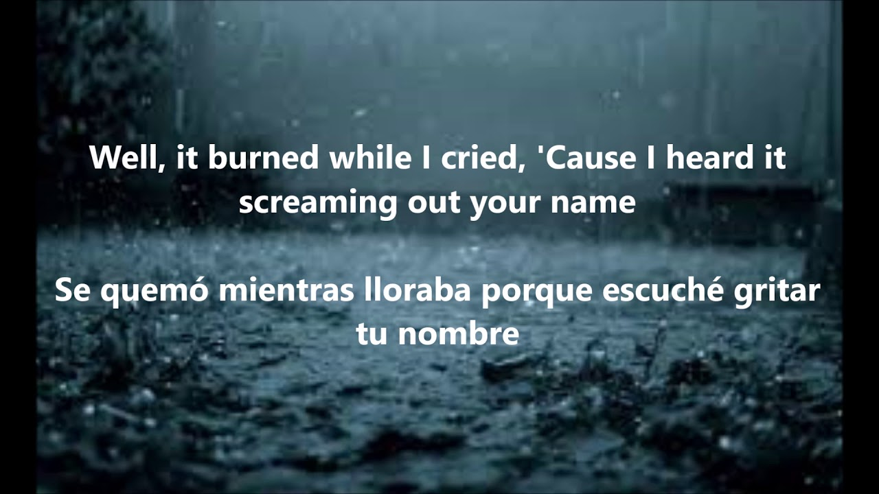 Download Adele - Set Fire To The Rain (Live at The Royal Albert Hall) Letra + Traducción