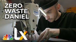 Brooklyn's Zero Waste Daniel Turns Trash Into Treasure | NBCLX