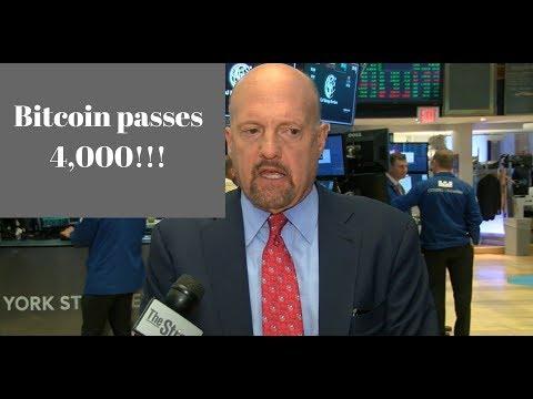 Jim Cramer on Merck, Bitcoin, Nvidia, Netflix, Disney, Procter & Gamble, and more (investing advice)