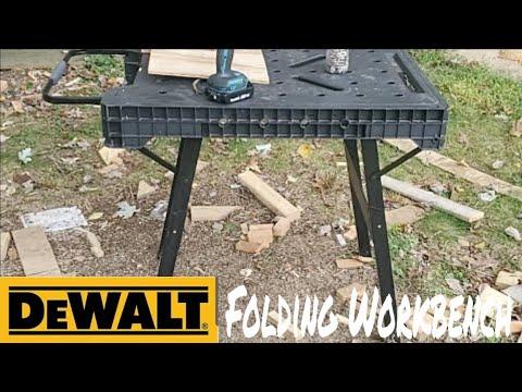 DeWalt Folding Workbench ..Must Have