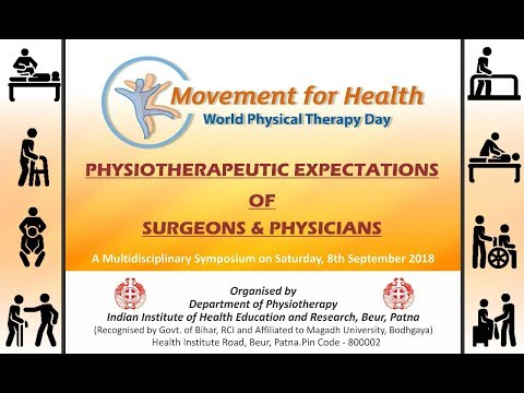 World Physiotherapy Day'2018 @ IIHER