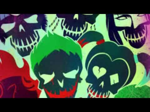 04 - Standing In the Rain - Various Artist - Suicide Squad 2016 (Soundtrack - OST) HQ