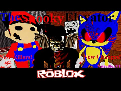 The Nightmare Elevator By Bigpower1017 Roblox Youtube - The Crazy Elevator By Derpie Studios Roblox Youtube