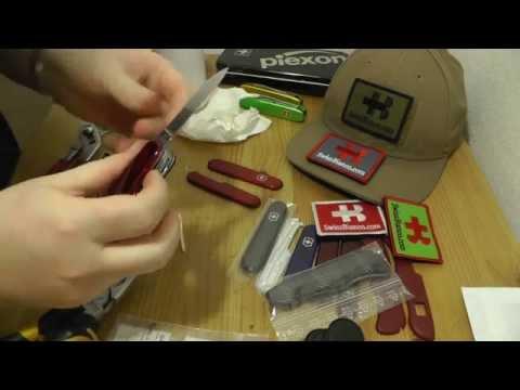Pimp my Victorinox Huntsman ;-) EDC Gear Werkzeug Multitool
