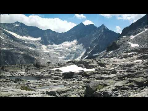 Hiking Weißsee Gletscherwelt/Weissee Glacier World Hohe Tauern NP Austria YouTube