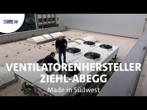 Im Wettlauf mit der Krise - Ventilatorenhersteller Ziehl-Abegg | SWR Made in Südwest
