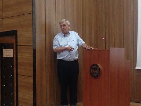 Prof Dr Steve Oliver Cambridge Univ