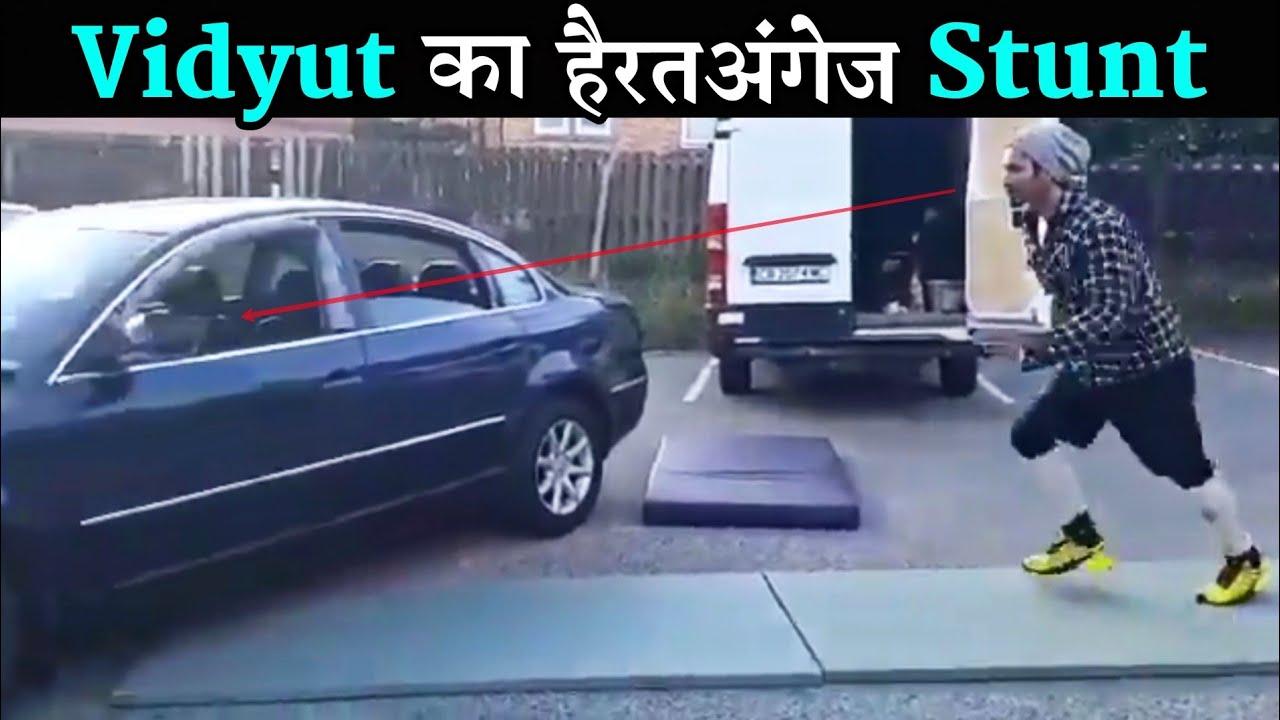 Download Vidyut Jammwal Amazing Car Stunt | Commando 3 Rehearsal