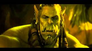 Warcraft - Official MOVIE Trailer (HD)